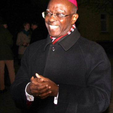 Predigt von Bischof Barthélemy Adoukonou in der Heiligen Nacht
