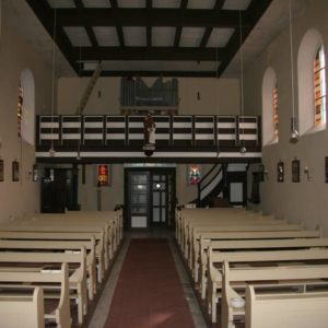 Kirche in Sommerschenburg