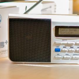 Digitale Leihradios mit Radio Horeb-Taste im Pfarrbüro erhältlich