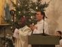 2013 Christmette mit Bischof Adoukonou