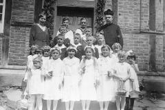 008.Sommerschenburg, Erstkommunionkinder - 28.05.1933