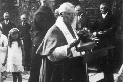 009.Sommerschenburg, Firmung von 65 Gläubigen - 24.05.1934