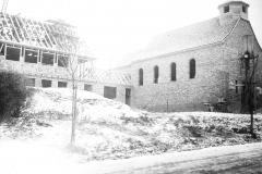 013.Sommerschenburg, Neubau St. Bernwards Kirche -Süd- u. Westseite - 1935
