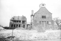 014.Sommerschenburg, Neubau St. Bernwards Kirche -Südseite - 1935
