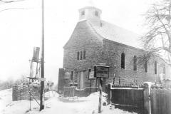 015.Sommerschenburg, Neubau St. Bernwards Kirche-Ostseite - 1935