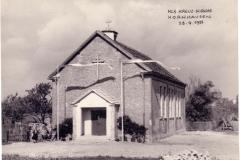 1957 - Hornhausen - Einweihung der Heilig Kreuz Kirche