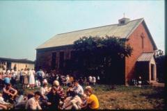 1977 - 20 Jahre Kirchweih 1977