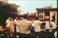 1977 - Hornhausen gem. Chor 1977