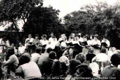 1982_09_29 - Hornhausen - 25 Jahre Kapelle - gem. Chor -2-