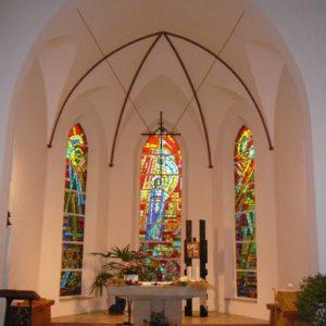 Kirche Herz Jesu in Großalsleben
