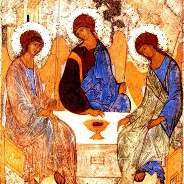 Dreifaltigkeit, Familie, Mensch