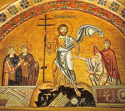 Christus – in uns begraben