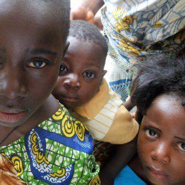 Hilfe für Dékanmey, Benin, Westafrika