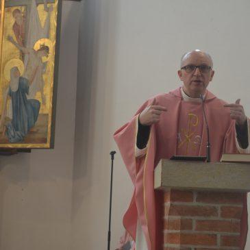 Predigt Pfr. Andrzej Ziombra aus Liegnitz in der Hl. Messe in St. Marien Oschersleben am 31.03.2019 (Laetare) –