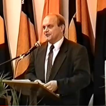 125jähriges Kolpingjubiläum Oschersleben 1995 Feierstunde im Vereinshaus Teil 2