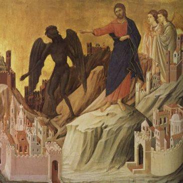 Zum Ersten Fastensonntag